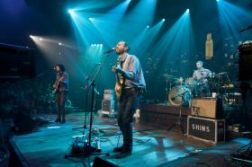 The Shins play songs from their latest record Port of Morrow.