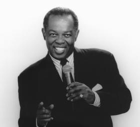 """The late, great R&B balladeer Lou Rawls performs his huge hit """"You'll Never Find Another Love Like Mine."""""""