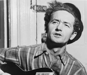 Celebrate the centennial of Woody Guthrie's birthday with a concert that honors his music.