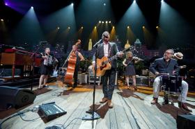 The Decemberists highlight songs from their release The King Is Dead.