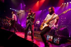 Black Joe Lewis & the Honeybears rock their bluesy soul nuggets from Scandalous.