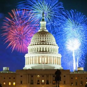 America's favorite Independence Day celebration kicks off our country's 237th birthday.