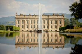 Chatsworth house in Derbyshire has been home to the Dukes of Devonshire for more than 500 years. Today, the 12th Duke resides over the 175-room mansion and an invaluable art collection.