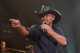 Country superstar Tim McGraw takes the ACL stage with his greatest hits and new material.