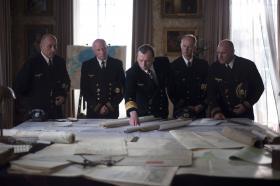 """A scene from """"U-Boat Pens (w.t.)"""""""