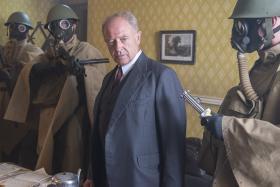 Shown: Michael Kitchen as Foyle
