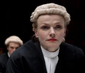 "Follow Martha Costello's quest to rise to the rank of Queen's Counsel, called ""taking Silk."""