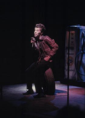Tom Waits performs in this classic episode from 1979