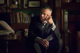Shown: Rupert Graves as Lestrade