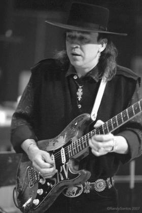 """This program features nearly 20 minutes of dazzling Stevie Ray Vaughan performances, including """"Superstition,"""" """"Love Struck Baby"""" and """"Frosty."""""""