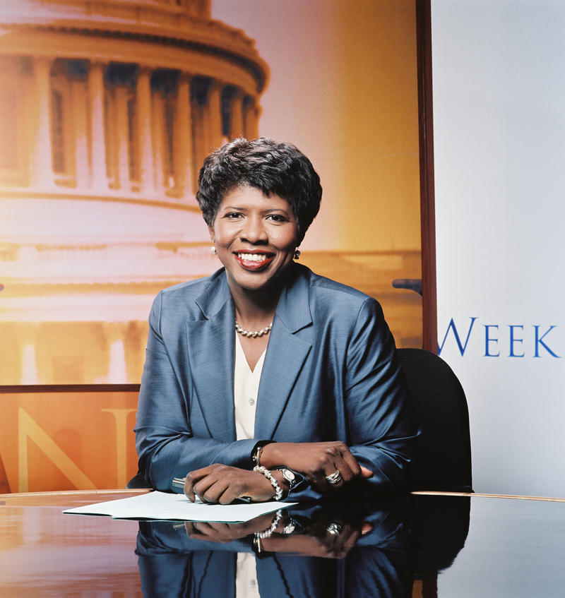 Gwen Ifill (pictured) hosts. Photo: Cable Risdon. Producer: WETA Washington, DC.