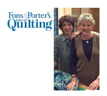 Fons Porters Love Of Quilting Kenw