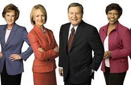 The NEWSHOUR presents live coverage (90 minutes) and analysis (30 minutes) of the presidential candidates' debates.