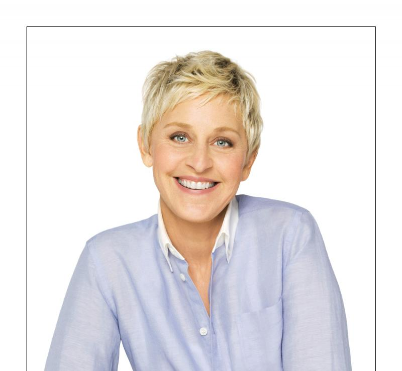 Ellen DeGeneres - The latest recipient of The Kennedy Center Mark Twain Prize for American Humor.