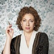 Alex Kingston as Dr. Blanche Mottershead