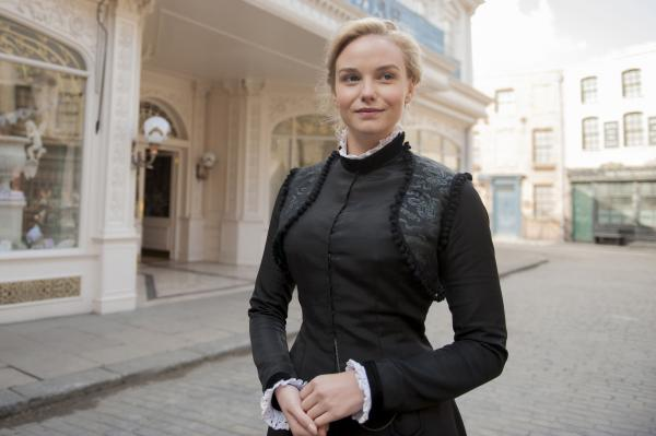 Shown: Joanna Vanderham as Denise