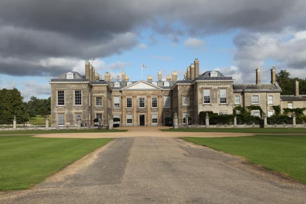 Behind Althorp's silvery façade we reveal its most surprising secret: it's actually a Tudor redbrick mansion.