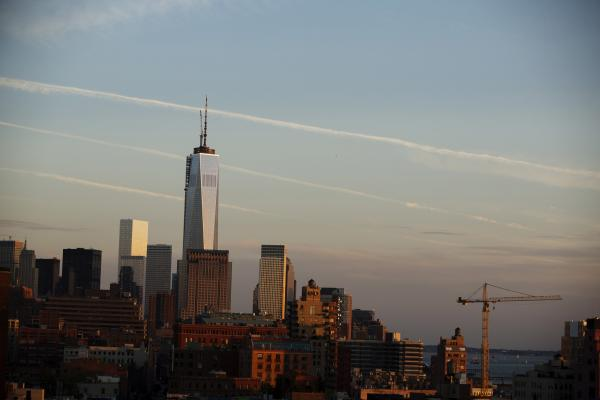"""Ground Zero Supertower"""