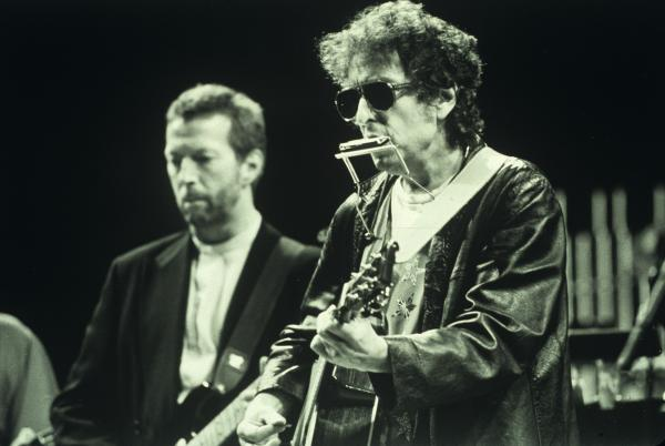 GREAT PERFORMANCES presents an encore of highlights from 1992's star-studded concert tribute to pop music icon Bob Dylan at Madison Square Garden.