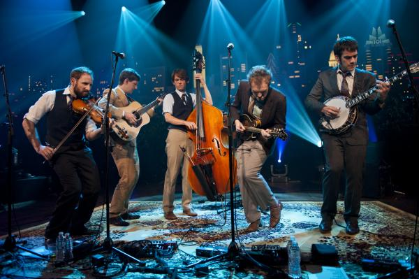 Punch Brothers showcase their latest album, Who's Feeling Young Now?