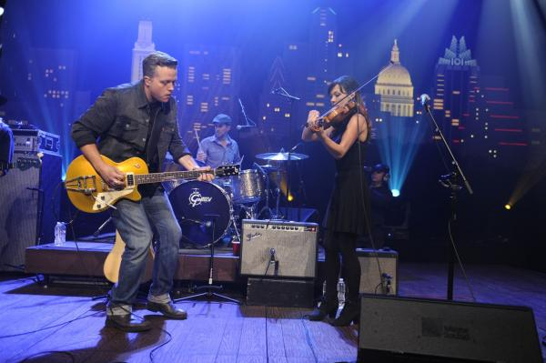Jason Isbell performs tunes from his acclaimed LP Southeastern.
