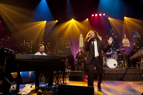 Jim James, My Morning Jacket leader, plays tunes from his debut solo album.