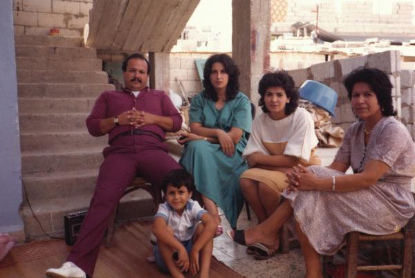 The Fleifel family.