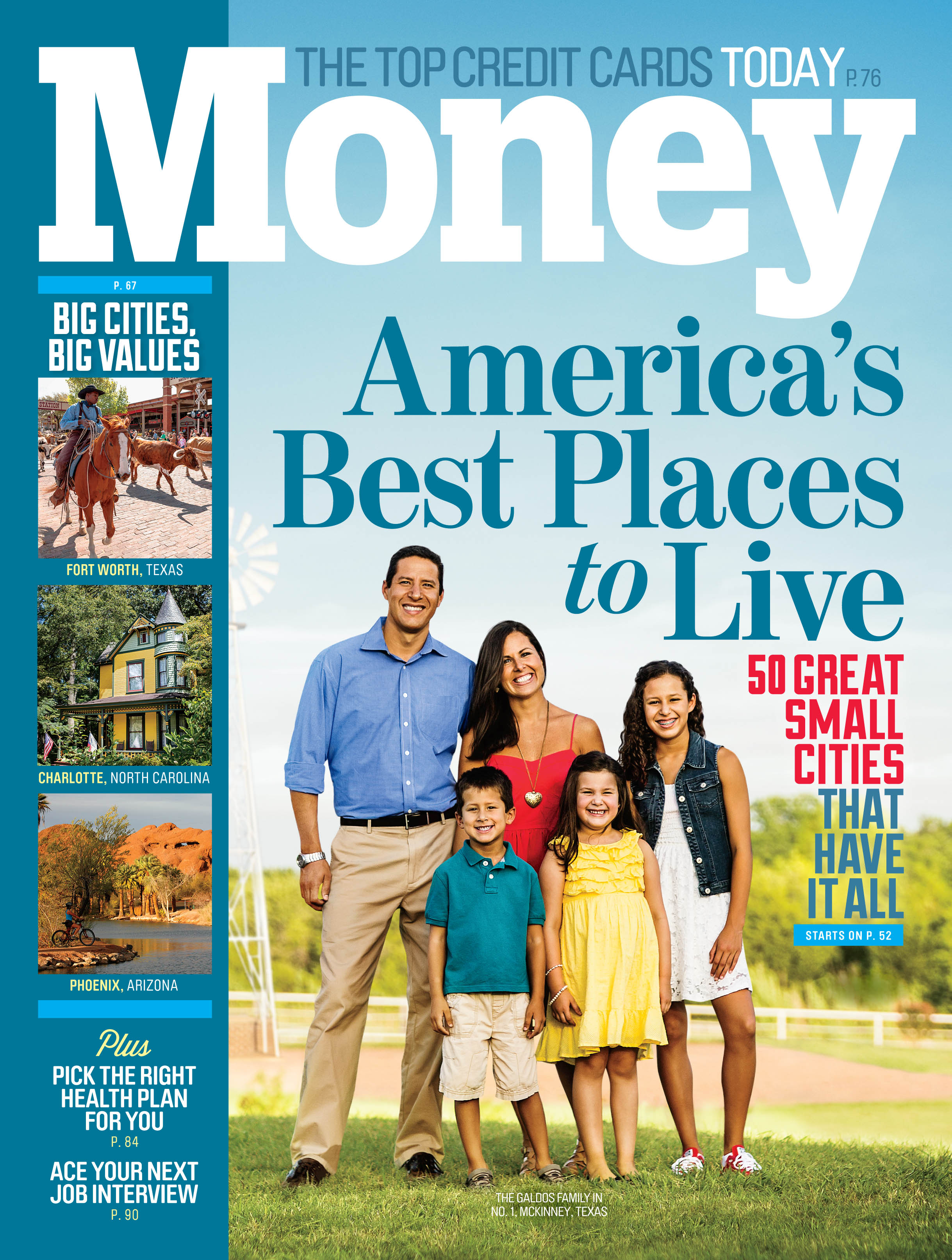 Mckinney is the best place to live in america money for Best places to live us