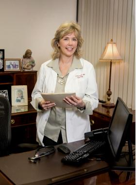 Dr. Connie Casad, MD, is a gynecologist in Dallas who now offers concierge services.