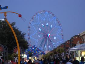It's the state fair to end all state fairs, and Dallas is the host.