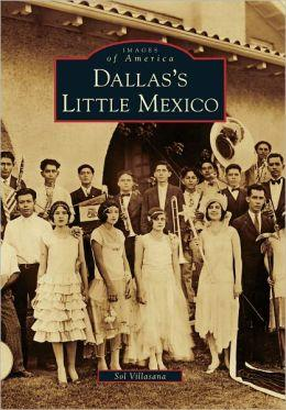 "Sol Villasana published the book, ""Dallas's Little Mexico,"" in 2011. This photo depicts a Mexican Independence Day celebration in 1928 in Dallas' Pike Park."