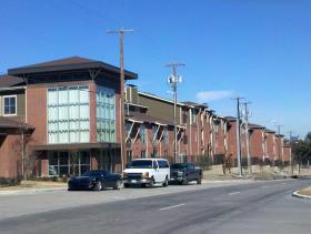 Federal housing subsidies helped replace older, low-income apartments at the Wynnewood complex in Oak Cliff with new affordable units for seniors.