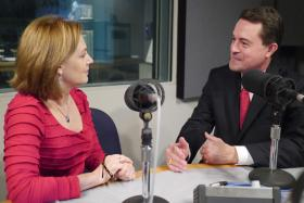 KERA's Shelley Kofler interviewed Todd Staples about his campaign for lieutenant governor.