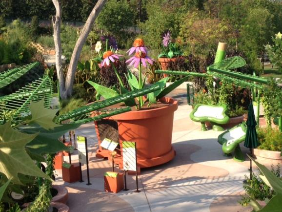 Sneak Peek Education 39 S In Bloom At Dallas Arboretum Children 39 S Garden Kera News