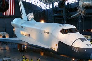 It's your turn to Enterprise a new title for a NASA icon.