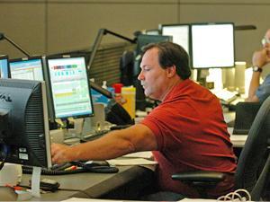ERCOT Control room
