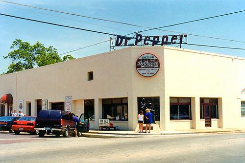 Dublin Dr. Pepper plant in Dublin, Texas.