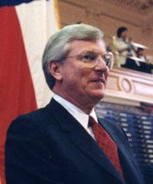Former Gov. Mark White