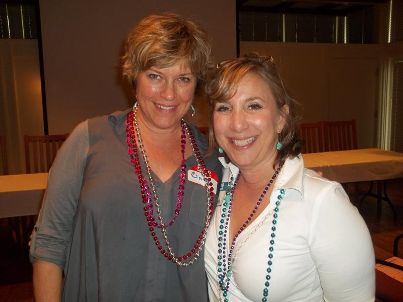 Cindy Salit and Julie Shrell have a BRCA gene mutation which predisposes them to breast and ovarian cancer. Salit had her ovaries and breasts removed preventatively. Shrell is an ovarian cancer survivor.