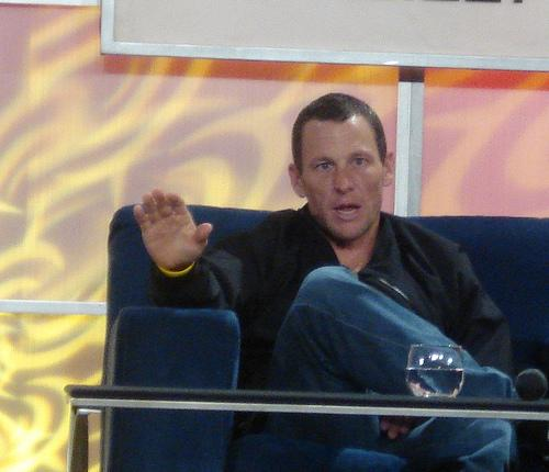 Lance Armstrong stepped down as president of Livestrong, then Nike pulled its sponsorship of the cyclist later this morning.