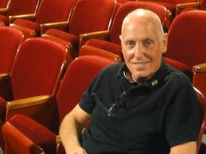 Commentator Rawlins Gilliland
