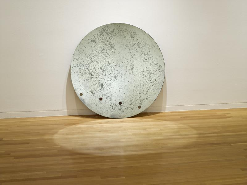 "Simon Starling, ""Venus Mirror,"" 2011"