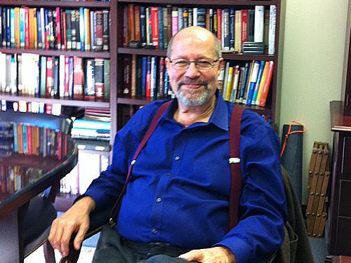 Dr. Ray Baughman, UT Dallas NanoTech Institute