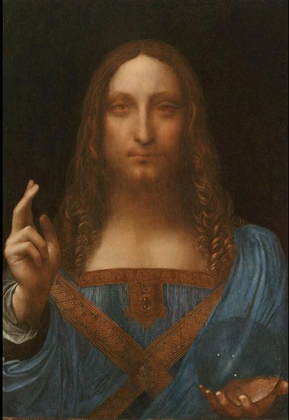 """The Salvator Mundi"" has been attributed to Leonardo Da Vinci and may be worth as much as $200 million."