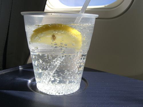 A gin and tonic with a window seat is enough. But what if that gin and tonic was free?