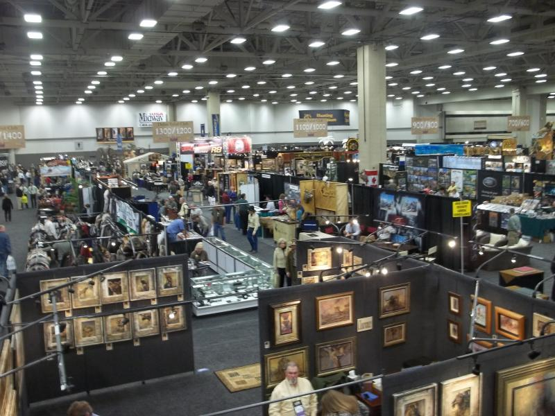 The Dallas Safari Club expects more than 40,000 visitors at this year's convention.