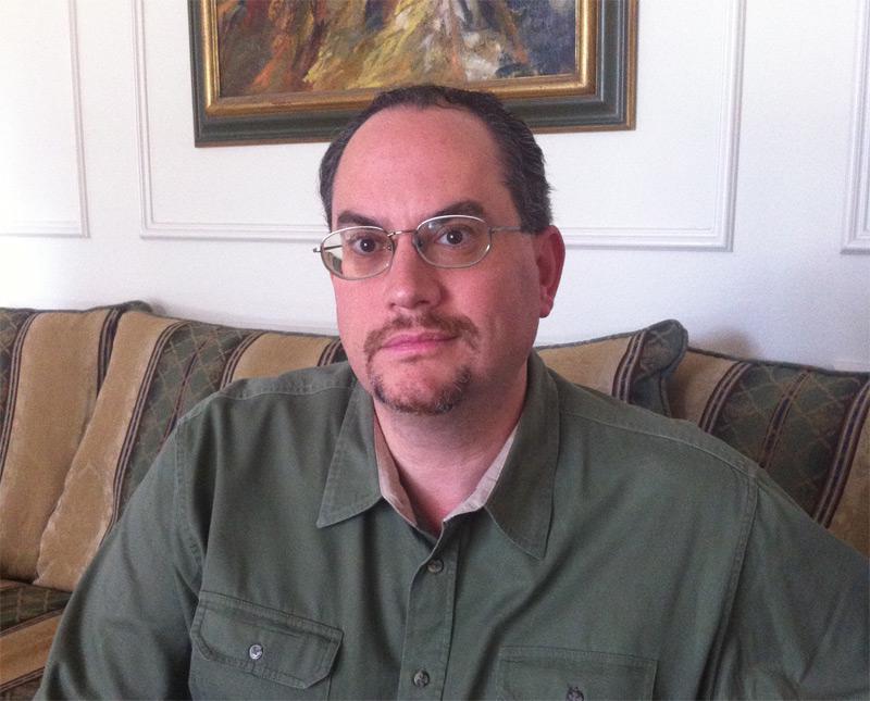 SMU political science professor Matthew Wilson