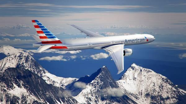 In an agreement with Texas officials, American Airlines will maintain a large hub at D/FW International Airport.