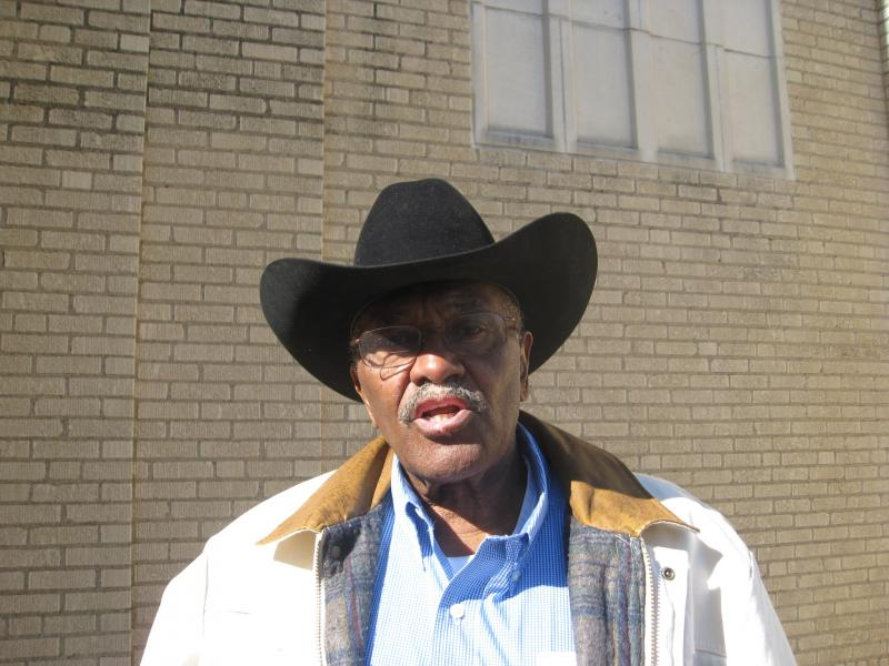 Cleo Hearn, founder, Cowboys of Color Rodeo