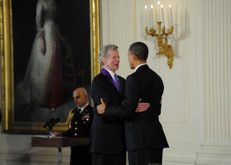 In 2011, President Barack Obama honored Mr. Cliburn with the National Medal of Arts in a ceremony at the White House.